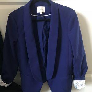 LOFT Tuxedo Jacket / Blazer. Size 12. SO cute!